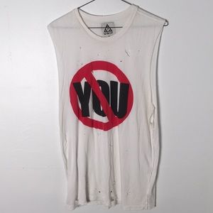 UNIF not YOU shirt